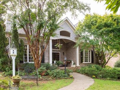 Sandy Springs Single Family Home For Sale: 75 W Belle Isle Road