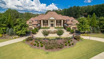 Milton GA Single Family Home For Sale: $2,295,000