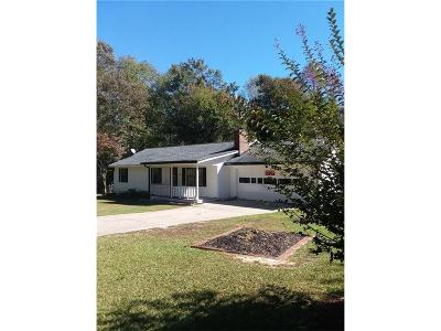 Gainesville Single Family Home For Sale: 2941 Valley Drive