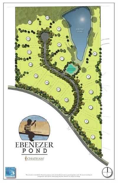 Milton  Single Family Home For Sale: 12755 Ebenezer Pond Court