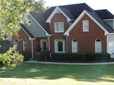 Forsyth County, Gwinnett County Single Family Home For Sale: 1435 Ozora Road