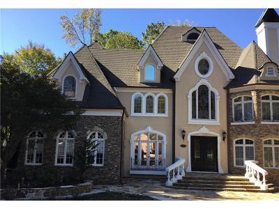 Alpharetta Single Family Home For Sale: 5080 Johns Creek Court
