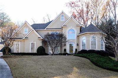 Johns Creek Single Family Home For Sale: 170 Forrest Lake Road