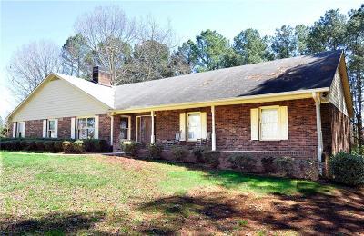 Lawrenceville Single Family Home For Sale: 600 Springlake Road