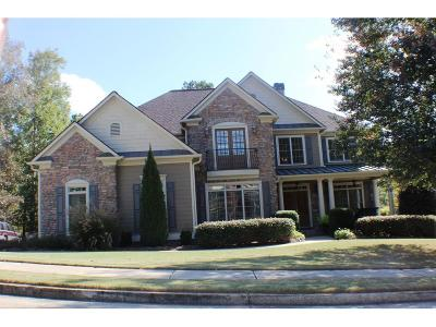 Dallas Single Family Home For Sale: 631 Double Branches Lane