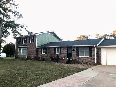 Cumming Single Family Home For Sale: 5360 Oak Grove Circle