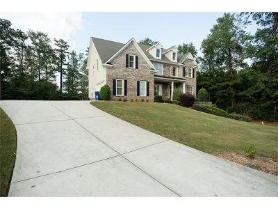 Austell Single Family Home For Sale: 1203 Willowbrook Lane