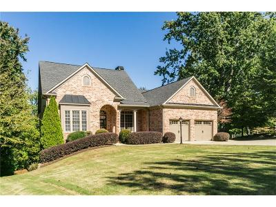 Kennesaw Single Family Home For Sale: 2986 Winterthur Close NW