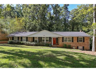 Tucker Single Family Home For Sale: 2220 Winding Woods Drive