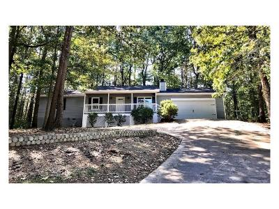 Buford Single Family Home For Sale: 5712 Port Drive