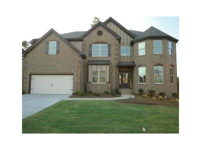 Buford Single Family Home For Sale: 4054 Two Bridge Court