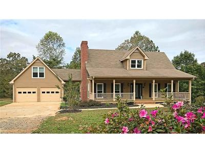 Jasper Single Family Home For Sale: 143 Martin Farm Road