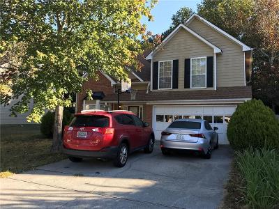 Duluth Single Family Home For Sale: 4114 Berkeley Mill Close
