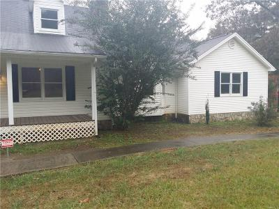 Ellijay Single Family Home For Sale: 21 Shady Acres Lane