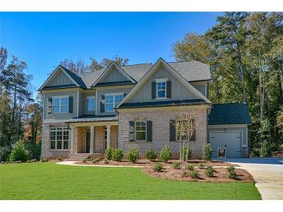 Marietta Single Family Home For Sale: 171 Jackson Heights Lane