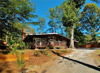Cumming Single Family Home For Sale: 1825 Bernice Drive