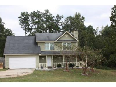 Loganville Single Family Home For Sale: 5457 Highway 81