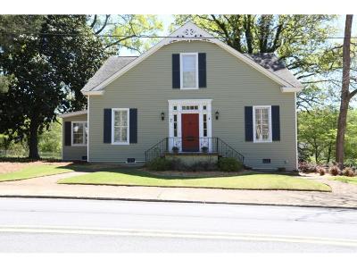 Newnan Single Family Home For Sale: 94 Lagrange Street