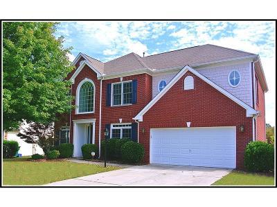 Smyrna Single Family Home For Sale: 5023 Duxford Drive SE