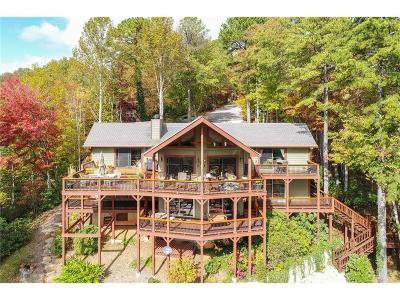 Rabun County Single Family Home For Sale