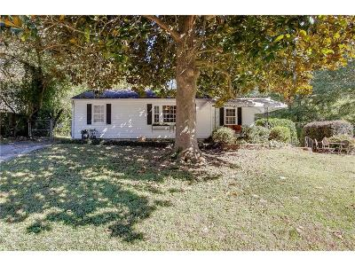Brookhaven Single Family Home For Sale: 2911 Surrey Lane