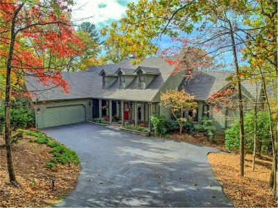 Big Canoe Single Family Home For Sale: 90 Summit Drive W