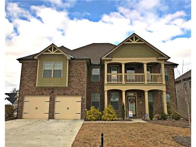 Powder Springs Single Family Home For Sale: 1401 Sterlingbrooke Drive