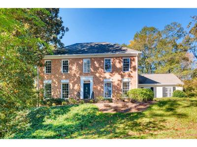 Single Family Home For Sale: 4532 Rebel Valley View SE
