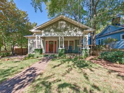 Decatur Single Family Home For Sale: 902 E Ponce De Leon Avenue