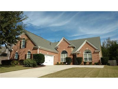 Buford Single Family Home For Sale: 4124 Brentwood Drive