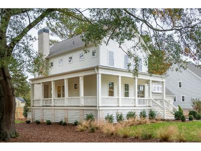 Roswell Single Family Home For Sale: 1165 Allenbrook Lane