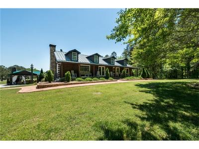 Single Family Home For Sale: 12000 Hutcheson Ferry Road