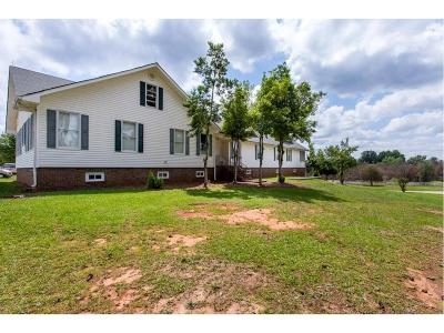 Single Family Home For Sale: 2959 Miller Bottom Road SW