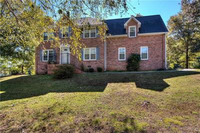 White Single Family Home For Sale: 33 Spring Lake Trail NE