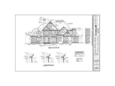 Sandy Springs GA Single Family Home For Sale: $1,200,000