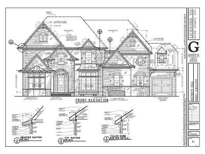 Sandy Springs GA Single Family Home For Sale: $1,100,000