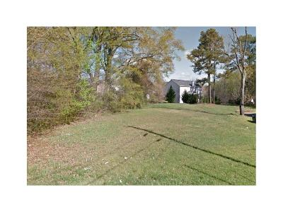 Residential Lots & Land For Sale: Fairburn Road