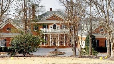 Habersham County Single Family Home For Sale: 469 Orchard Lake Drive