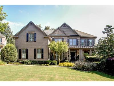 Marietta Single Family Home For Sale: 2607 Weddington Place NE