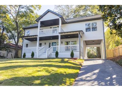 Single Family Home For Sale: 772 Boulevard Avenue SE