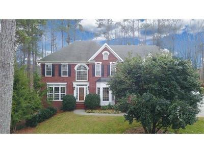 Acworth Single Family Home For Sale: 1401 Catalpa Lane NW