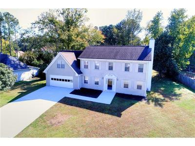 Lilburn Single Family Home For Sale: 2998 Winding Way SW