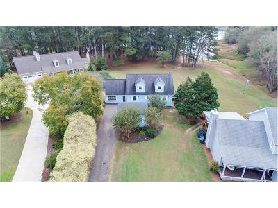 Forsyth County, Gwinnett County Single Family Home For Sale: 6250 Holland Cove Road
