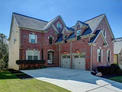 Dacula Single Family Home For Sale: 3137 Dolostone Way