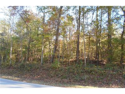 Paulding County Residential Lots & Land For Sale: 00 Sleepy Hollow Rd