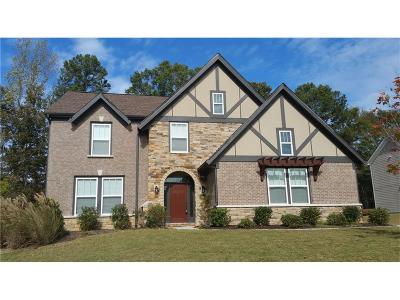 Powder Springs Single Family Home For Sale: 1955 Whitman Drive
