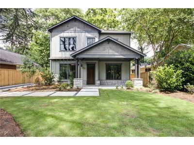 Single Family Home For Sale: 2206 Fairhaven Circle NE