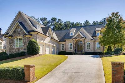 Acworth Single Family Home For Sale: 4224 Tattnall Run