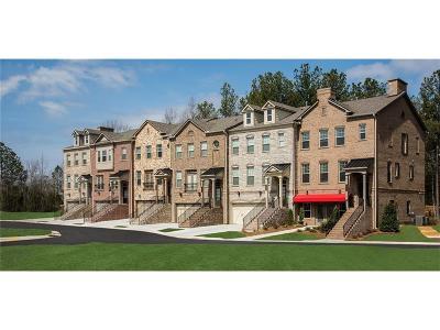 Alpharetta GA Condo/Townhouse For Sale: $439,578