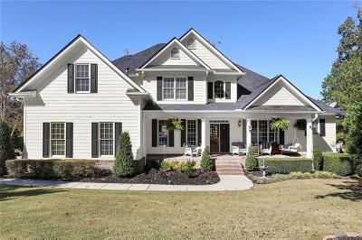 Alpharetta Single Family Home For Sale: 6685 Tulip Garden Way